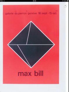Max Bill ataca novamente com uma progressão de triângulos!