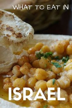What to Eat in Israel. It's not about where you go, but about what you eat while in Israel from Hummus, Tahini, Falafel and more! TRAVEL WITH BENDER Food travel in Israel made easy. Voyage Israel, Comida Judaica, Naher Osten, Israel Travel, Israel Trip, Israeli Food, Holy Land, Camping Meals, Falafel