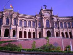 Der #Bayerische #Landtag in #München