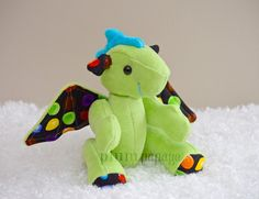 Rolo the Dragon :: The Whimsy Willows In-stock Available Thursday, July 10 at 7 pm EST in the Online Store on HyenaCart