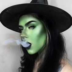 23 Best Witch Makeup Ideas for Halloween | StayGlam