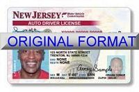 New Jersey Fake Id Card And Fake New Jersey Drivers License Www