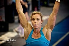 2012 Winner of the CrossFit Games Canada West Regionals - Angie Pye If you like the image please become a Facebook Fan by clicking here ---> http://on.fb.me/LinkPint This link does not go to any spam regardless of what Pinterest might warn you of. Guaranteed!