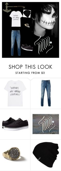"""RTD hangin out in the shadows.."" by jayisdarkness ❤ liked on Polyvore featuring Levi's, Lakai, Topman and Hurley"