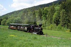 Slovakia,Čiernohronská Forest Railway