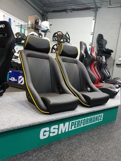 Bureaustoel Recaro Look.Cobra Classic Gt3 Retro Bucket Seats Always Look Fantastic This Set