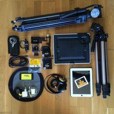 Multi Camera, Smartphone, Kit, Twitter