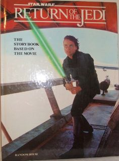 Return of the Jedi: The Storybook Based on the Movie by Joan D. Vinge,http://www.amazon.com/dp/0394856244/ref=cm_sw_r_pi_dp_J0xEtb1F6DWKCD15