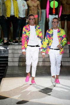 Spring 2015 Menswear Dsquared²