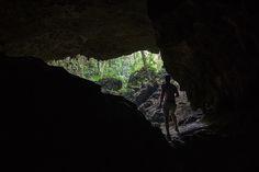 Exploring a lost world, limestone caves, Iriomote Island, Japan | by SamKent22