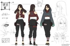 Thank you to Hebi-no-Majo formaking a very useful thing ;-;  So this is me in Naruto! I have translated the name and stuff, made my own scars bigger and etc Hope to write the informatio...