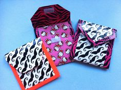 Pass the Cereal: Duct Tape Pockets