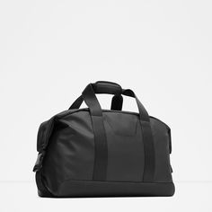 ZARA的图片 2 名称運動保齡球包 Backpack Bags, Gym Bag, Latest Trends, Zara, Sporty, Backpacks, Men's Accessories, Collection, Women