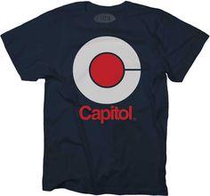 バンドTシャツ 通販 キャピタルレコード,CapitolRecords,Tシャツ,販売,レコード会社,ブルーノート 音楽,企業,ロゴ 商品詳細 ロックTシャツ、バンドTシャツ、ラットフィンク、ラッキー13等のTシャツやアメリカ雑貨、TOYの通販サイト | マンブルズ(MUMBLES)