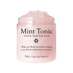 Pink edited scrub ❤ liked on Polyvore featuring beauty products, bath & body products, body cleansers, fillers, beauty, pink, pink fillers and makeup
