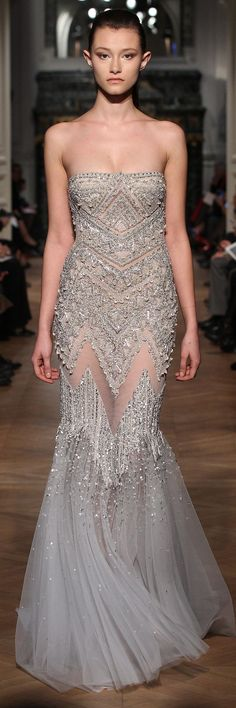 Tony Ward Spring Summer 2014 Couture Collection