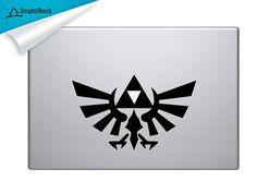 Zelda Mac Decal February 2017