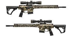 Daniel Defense Ambush .308 Hunting Rifle
