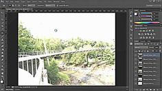 Creating HDR Photos with Adobe Photoshop, Adobe Bridge