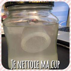 Comment désinfecter sa #cup