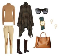A fashion look from March 2018 featuring embroidered top, cape coats and skinny pants. Browse and shop related looks. Ralph Lauren Collection, Cape Coat, Skinny Pants, Victoria Beckham, Tory Burch, Polo Ralph Lauren, Fashion Looks, Gucci, Polyvore