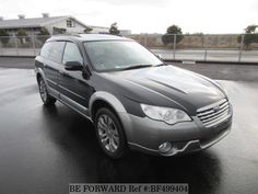 Used Outback SUBARU for Sale | BF499404 | Japanese Used Cars Exporter BE FORWARD
