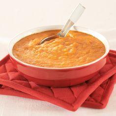 Perinteinen ja maukas porkkanalaatikko syntyy helposti valmiista Pirkka porkkanasoseesta.