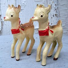 Love these little reindeer