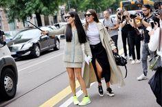 MILAN FASHION WEEK DAY2 BY STREETPER : 네이버 블로그