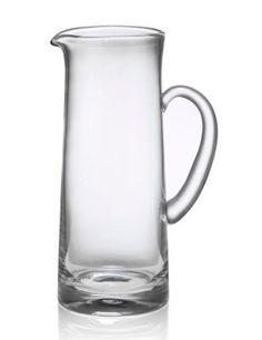 1 Litre Glass Jug   M&S