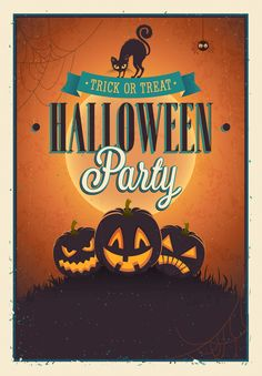 Halloween Invitation Template Free Pdf Download  Invitations