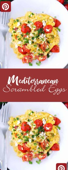 Mediterranean scrambled eggs with spinach tomato and feta recipes food foodrecipes scrambled eggs with kale and mozzarella Scrambled Eggs Healthy, Scrambled Eggs With Spinach, Spinach And Feta, Egg Recipes For Lunch, Breakfast Recipes, Brunch Recipes, Breakfast Ideas, Fall Recipes, Vegetarian Recipes