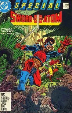 Sword of the Atom #3