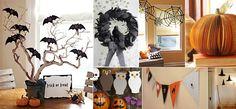 Quer uma decoração para uma festa de #Halloween mas está sem ideias? Aqui estão algumas que o deixaram de boca aberta.  #decoração #casa #festa #evento #bruxas #aboboras #medo #assustador