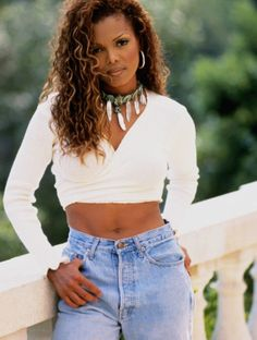 Janet Jackson was carrying the swing! Control was my jam.