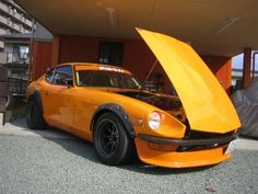 hell ya!!! 240-z, one of my favorites