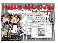 Hansel and Gretel - Print & Go Pack