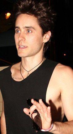 Gorgeous Jared Leto