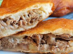 In Good Flavor | Great Recipes | Great Taste: Steak and Cheese Fried Dough—Part Four of Fried Dough Month