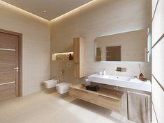 Дизайн душевой комнаты