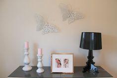 DIY Butterflies @ Coconut White