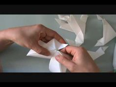 Paper Lighting Cover- origami