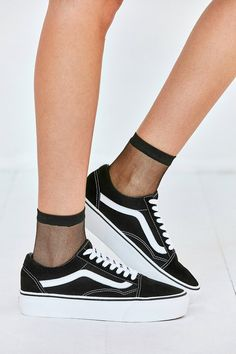 15cbd78a37 Shop Vans Old Skool Platform Trainers at Urban Outfitters today. We carry  all the latest