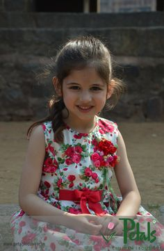 © 2014 Petals Kids Wear Pvt Ltd. All Rights Reserved. Dresses Kids Girl, Flower Girl Dresses, Kids Girls, Cute Girls, Cute Baby Girl Images, Child Actors, Children's Boutique, Beautiful Children, Little Princess