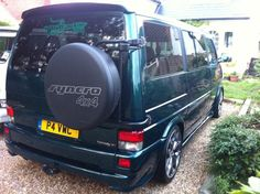 syncro spare wheel carrier - Page 6 - VW T4 Forum - VW T5 Forum