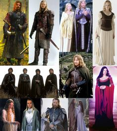 lord of the rings costues   LORD OF THE RINGS COSTUMES - See best of PHOTOS of LOTR movies