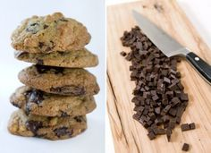 real american chocolate chip cookies