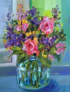 """""""See Clearly"""" original fine art by Libby Anderson"""