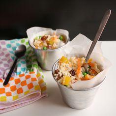 picnic rice salad | the boot