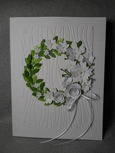 Wreath w white flowers spring wreath wreath for spring